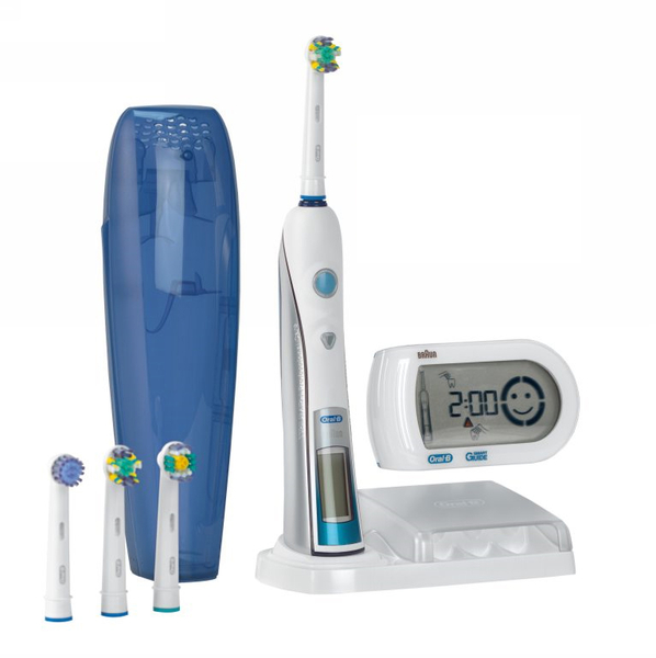 braun oral b triumph 5000 elektrische zahnb rste oral b. Black Bedroom Furniture Sets. Home Design Ideas