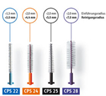 Curaprox CPS Strong and implant Interdentalbürsten