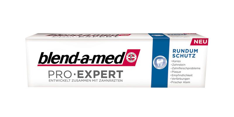Blend A Med Pro Expert Rundumschutz Zahncreme Dentaler