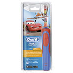 Oral B Zahnbürste Stages Power Cars /Planes